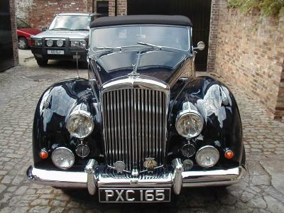 Bentley R type Drophead Coupe