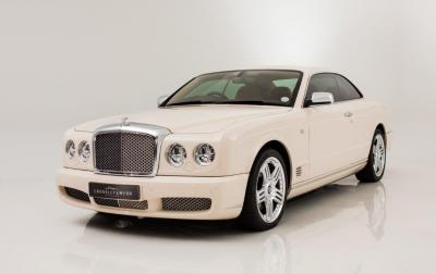 2009 Bentley Brooklands 6.3l Coupe