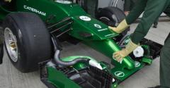 Delayed launch for Caterham