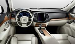 Volvo XC90 Interior Revealed
