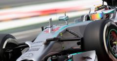 Hamilton Secures First Spanish Pole