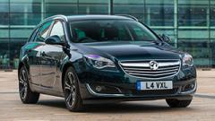 INSIGNIA SPORTS TOURER CROWNED BEST PETROL TOW CAR