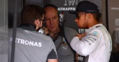 Hamilton Struggling With Grip In Hungary
